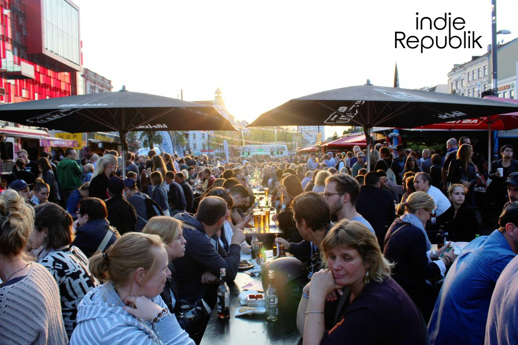 Reeperbahn Festival in review: getting to know your Kiez